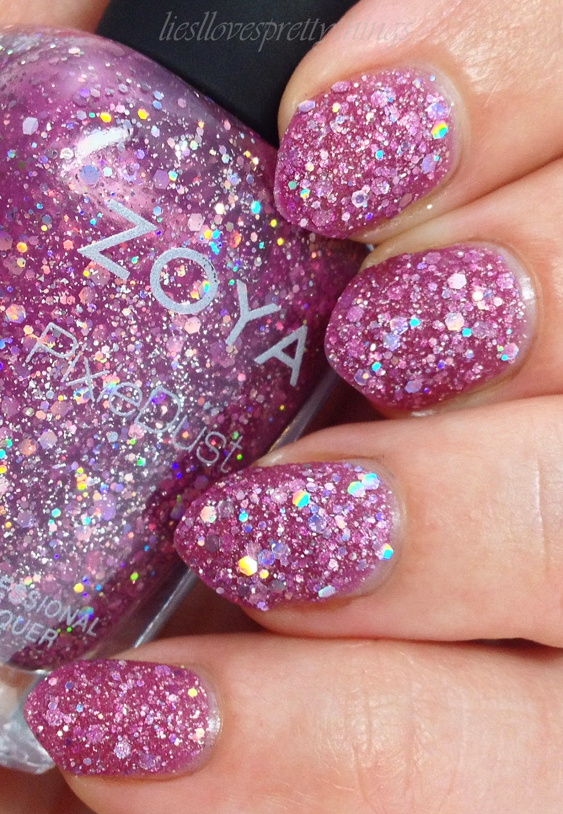 Zoya Magical Pixie Arlo swatch and review