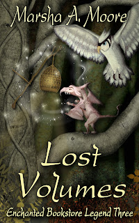 http://www.amazon.com/Lost-Volumes-Enchanted-Bookstore-ebook/dp/B009YNY18Q/ref=la_B004NF6E08_1_8?ie=UTF8&qid=1351596686&sr=1-8