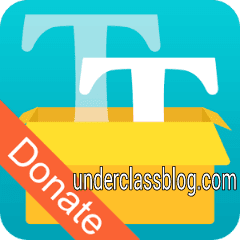 iFont (Expert of Fonts) 5.5.7  Donate (Paid) Patched APK
