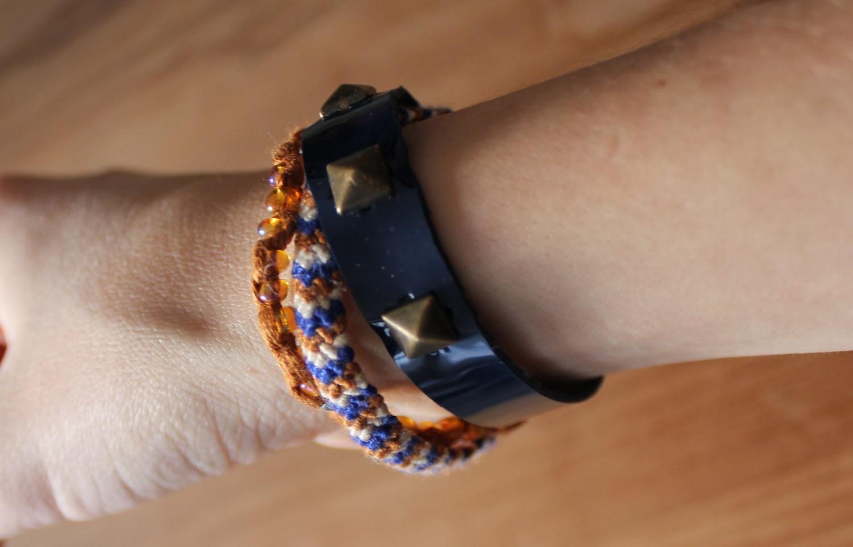 Bracelet Chouette Kit Décembre 2013