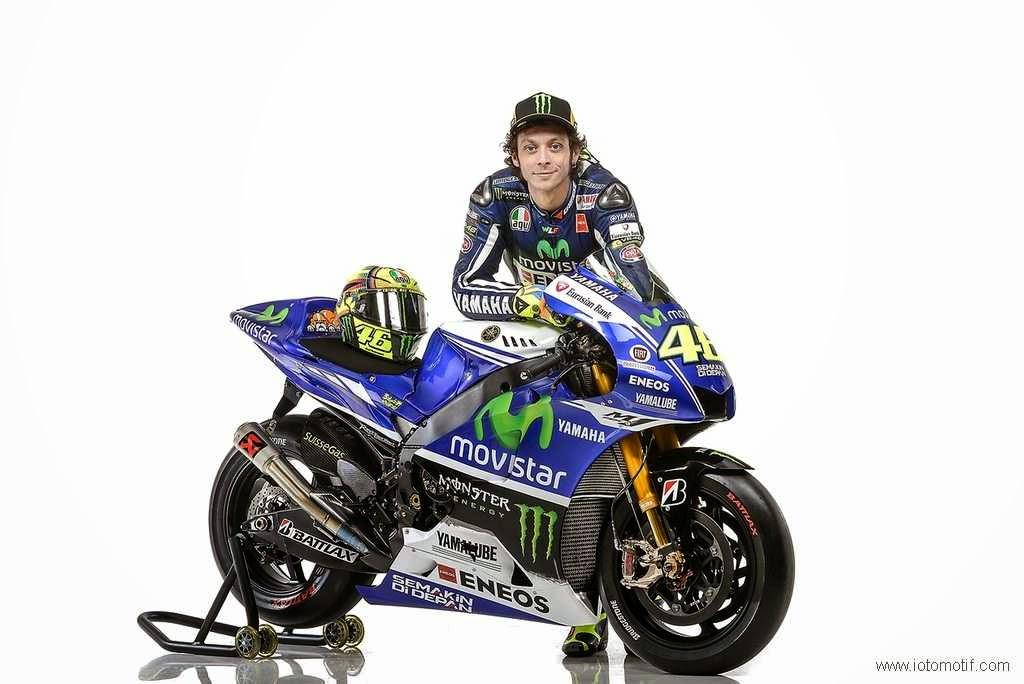 Yamaha MotoGP 2014 Valentino Rossi