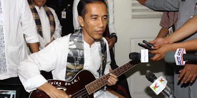 Jokowi Sudah Beli Tiket Konser Metallica, Bagaimana Dengan Anda?
