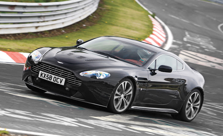 Look At the Car: 2013 Aston Martin V12 Vanquish