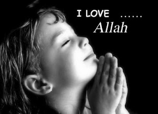 I Love Allah...