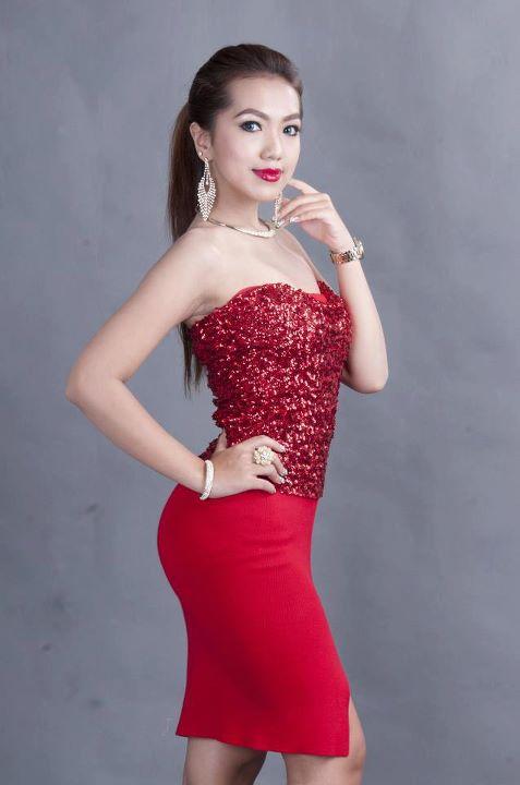 Fashion Myanmar Model Girl Photo Myanmar Model: Beautiful