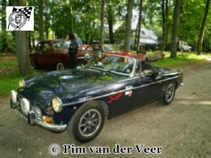 MG MGB MK III 1973-2018 = 45 Years Old !