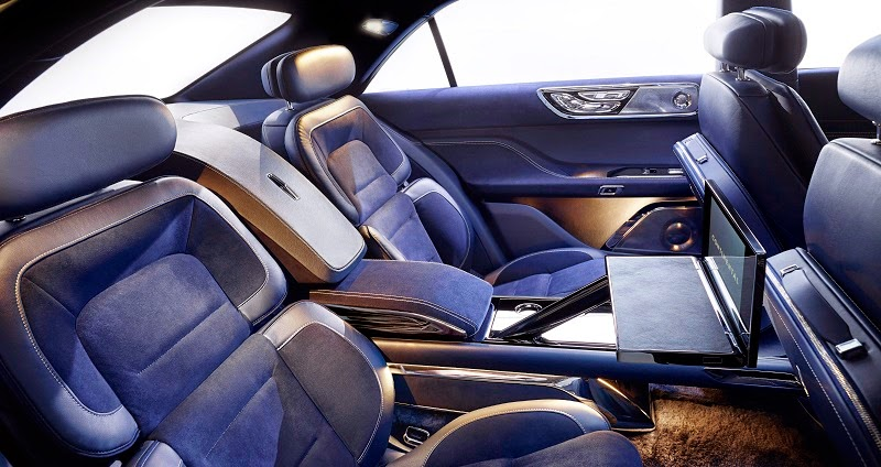 The New Lincoln Continental Concept