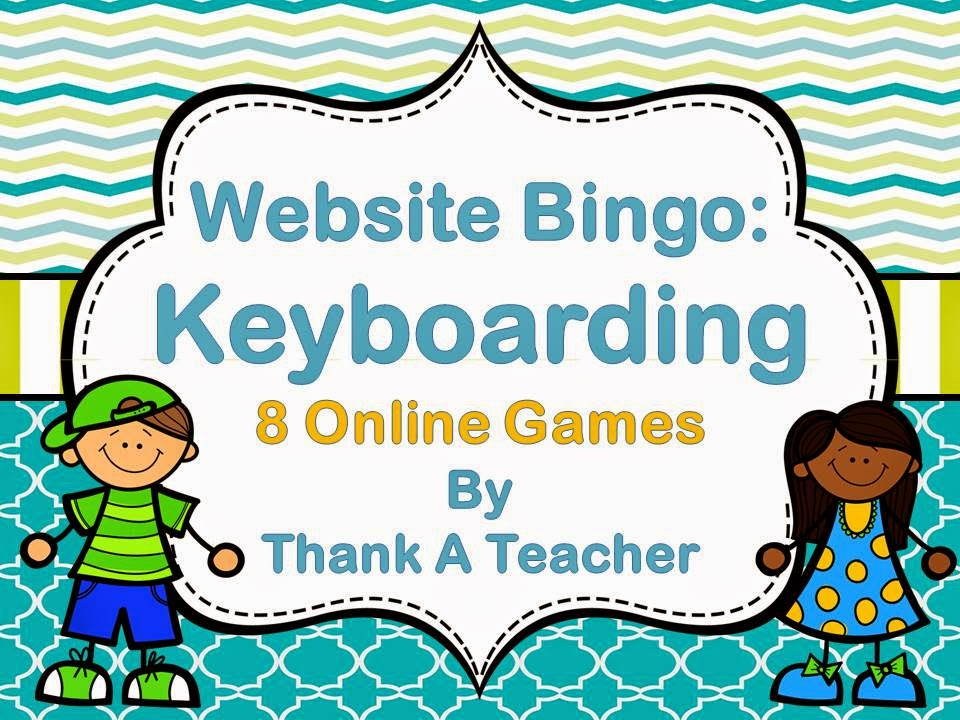 Tpt Website Bingo Keyboarding
