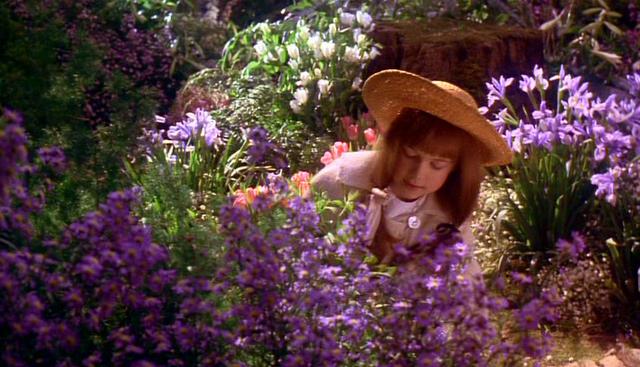 festa jardim secreto:Fala de recomeço, de perdão, de amor a vida.