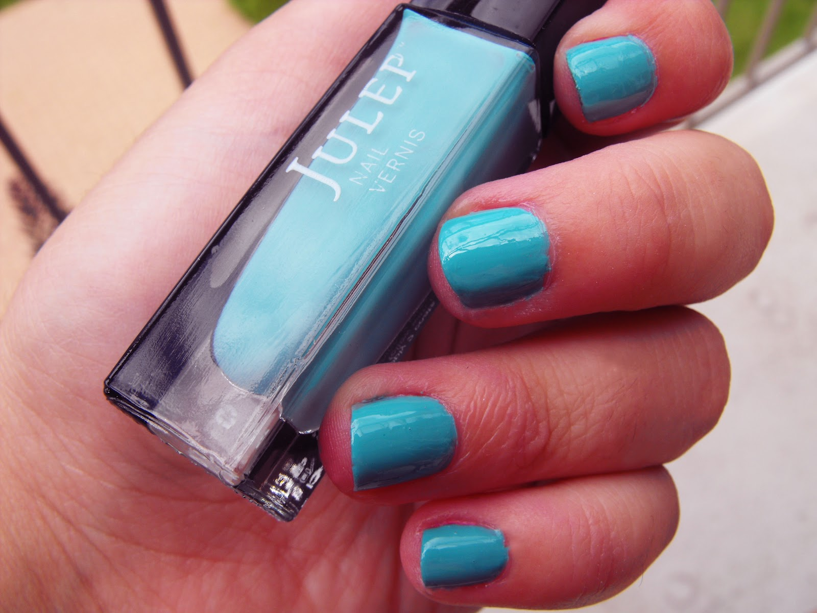 Abundance of Erica: Nail Polish of the Day: August 6th, 2012