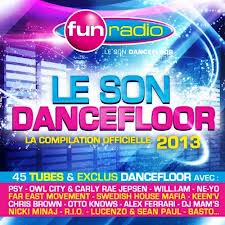 CD Fun Radio – Le son Dancefloor 2013