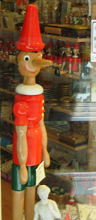 Пиноккио из Флоренции