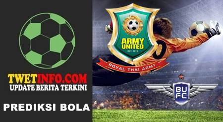 Prediksi Army United vs Bangkok United