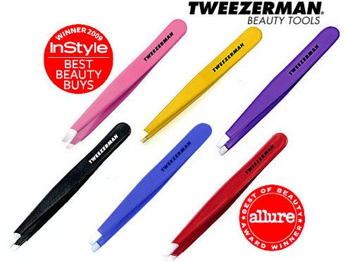 tweezerman tweezers