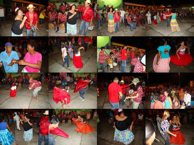 Cunvidado - Rodas ReCriativas com Mestres da Amazônia - Maio/2010