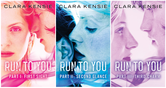 Cover Reveal – Run To You