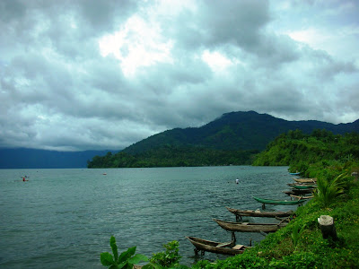 Danau Ranau 