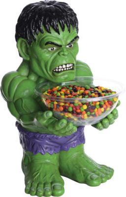 Soporte de Caramelos Increíble Hulk
