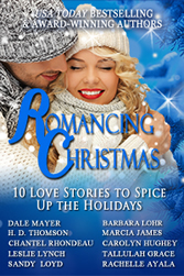 Romancing Christmas Book Cover