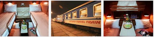 Tàu Ratraco express train