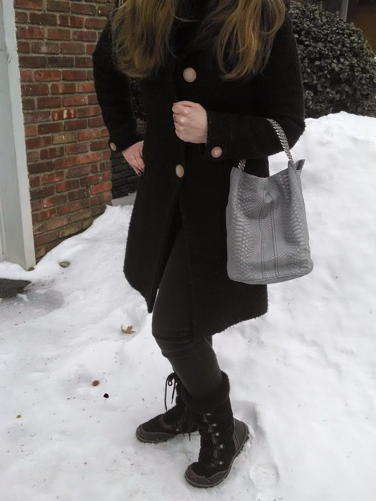 winter fashion blogger