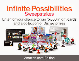 Infinite Possibilities Sweepstakes