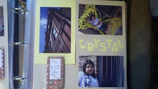 ArrangingScrapbook Arranging Portraits