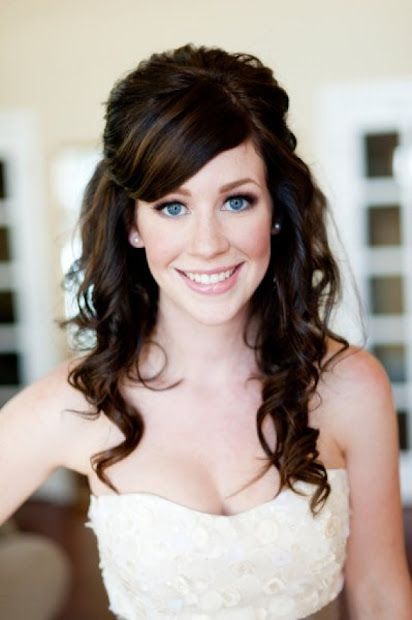 hair style long wedding styles