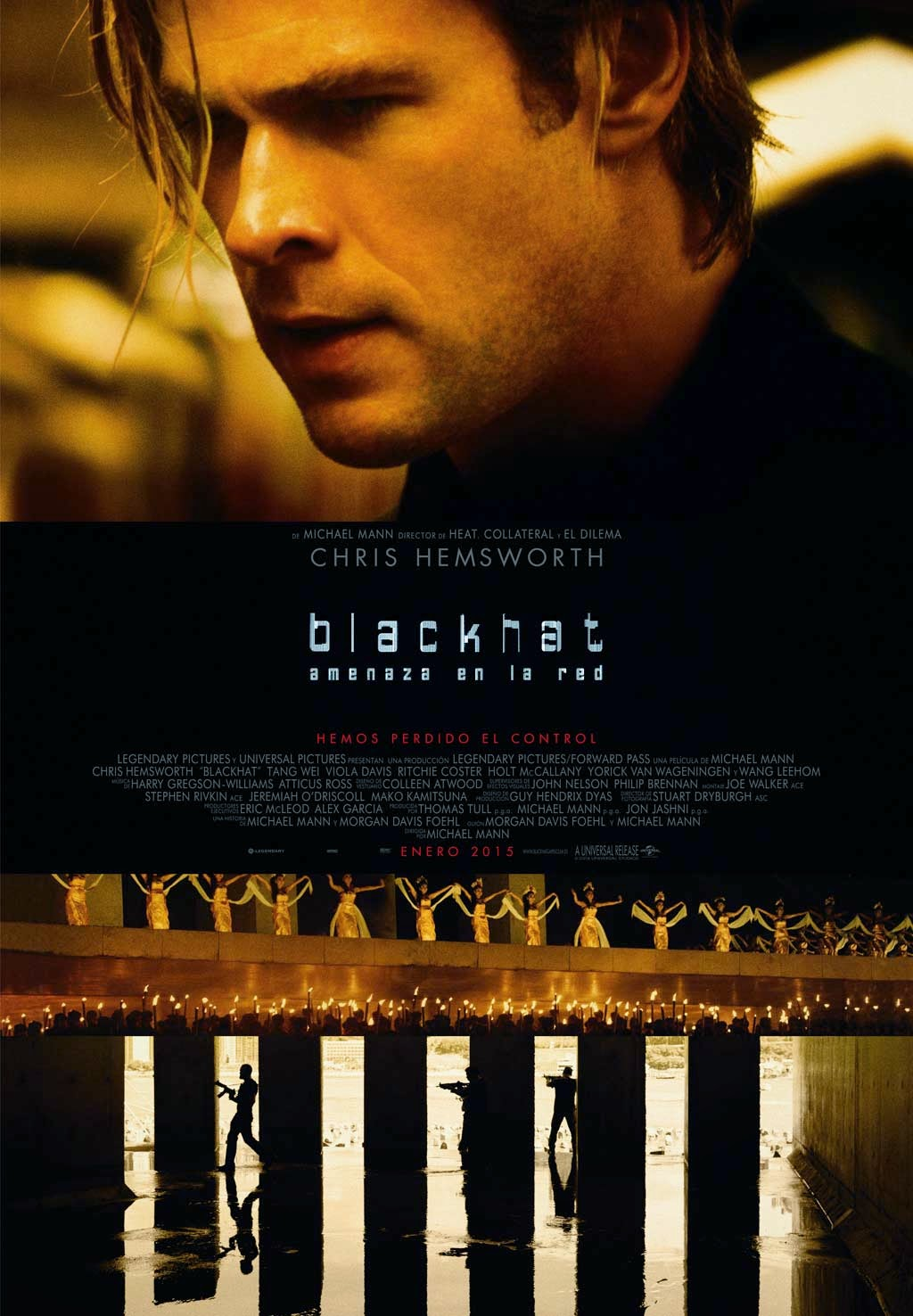 Blackhat - Amenaza en la red