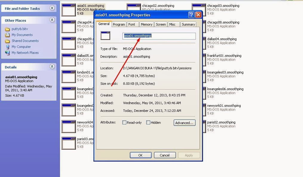 Blog-West_java: CARA MEMBUAT AKUN SSH PORT 443 GRATIS
