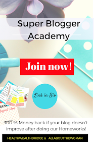 Super Blogger Academy