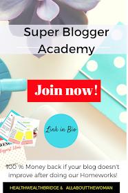 Super Blogger Academy