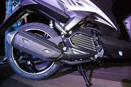 Gambar Motor Yamaha GT 125 Eagle Eye