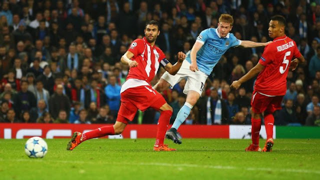 Prediksi Bola Sevilla vs Manchester City 04 November 2015