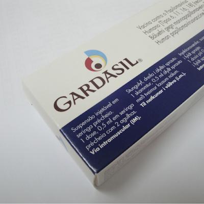 Gardasil® - vacina do papiloma vírus humano (HPV)