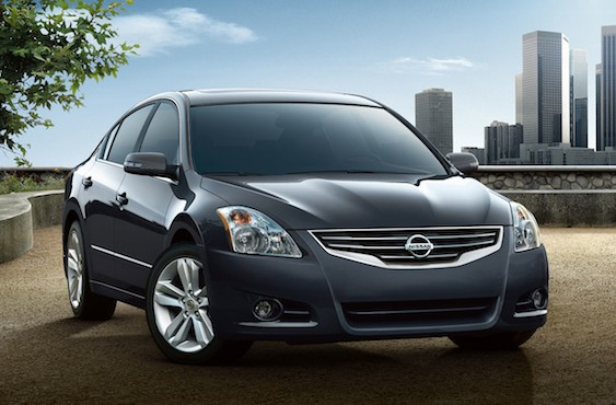 Cool Car Wallpapers 2012 Nissan Altima