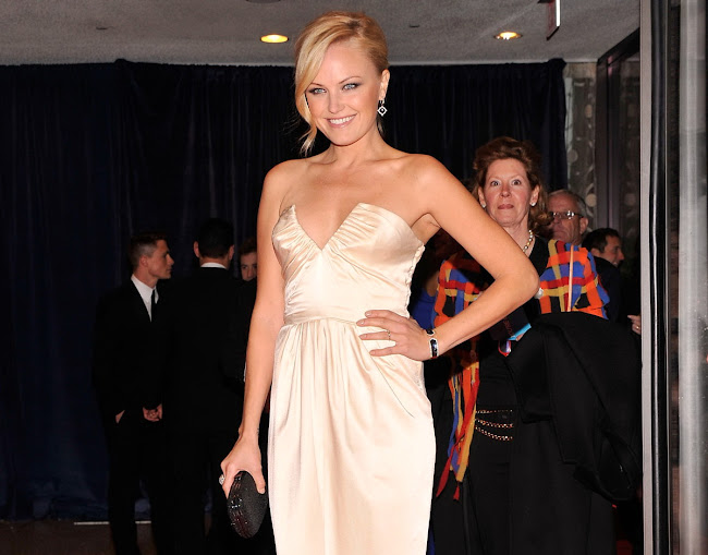 Malin Akerman looks great in this photo