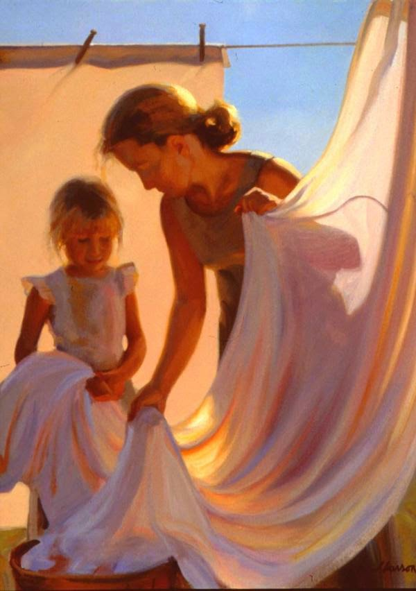 Beautiful Paintings By Jeffrey T Larson - Fine Art and You ...