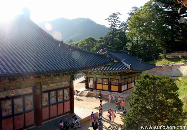 Templo Haeinsa de Corea del Sur
