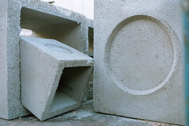 GEOMETRY SCIACCA, SICILY 2012 © VAC, CONCRETE, DRAINAGE, ARCHITECTURE, BRUTALIST ARCHITECTURE
