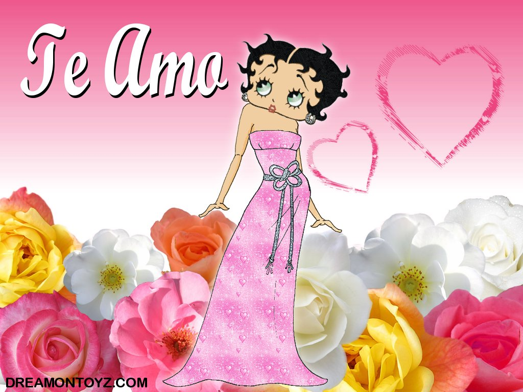 Love Wallpapers In Spanish : Betty Boop Pictures Archive: Betty Boop Spanish Valentine ...