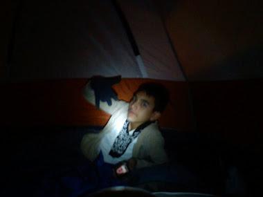 Daniel buscando Fantasmas