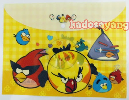 Map Plastik Angry Bird