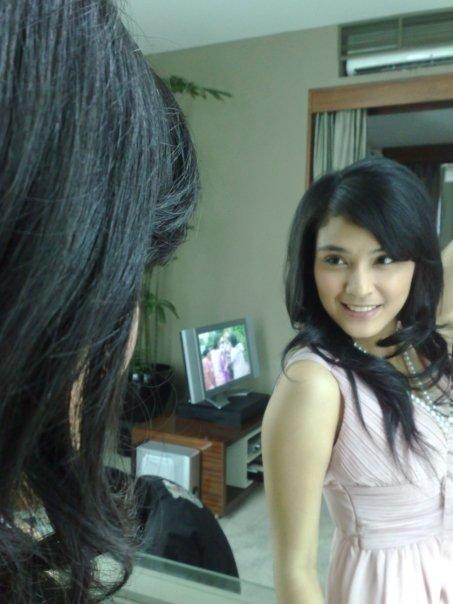 Profil Biodata Chindy Anggrina