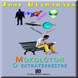 sinopse do e-book Mokoloton, o extraterrestre