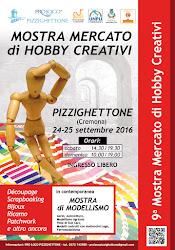 MOSTRA MERCATO HOBBY CREATIVI