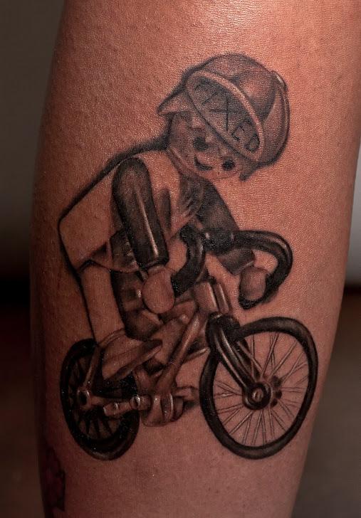 tattoo a Zaid