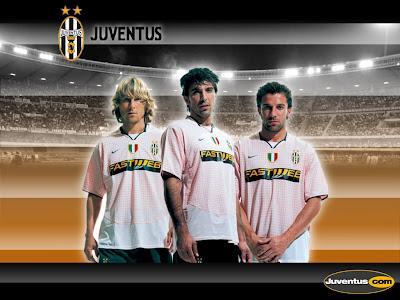 Alessandro Del Piero - Nedved - Buffon - Juventus FC Legend