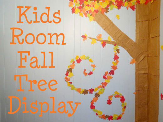 turn a fall display into a seasonal reading nook