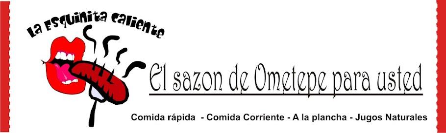 Restaurante La esquinita caliente Isla de Ometepe